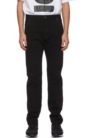 UNDERCOVER Men Stretch - Stretch Denim Jeans
