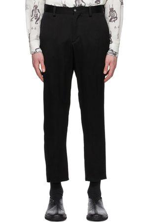 Sasquatchfabrix. Men Skinny Pants - Siwa Slim Silhouette Trousers