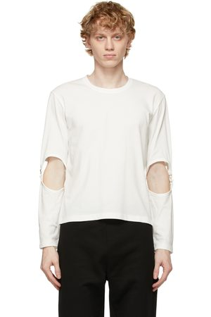 DION LEE Rib Hook Long Sleeve T-Shirt
