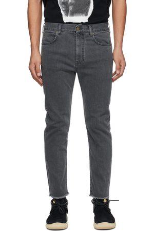 UNDERCOVER Grey Slim Jeans