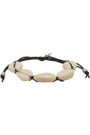 Saint Laurent Cowrie Shell Bracelet