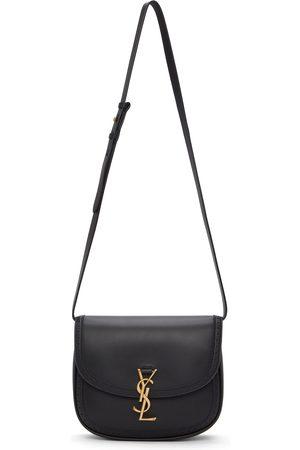Saint Laurent Perforated Medium Kaia Satchel Bag