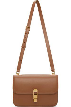 Saint Laurent Carre Satchel Bag