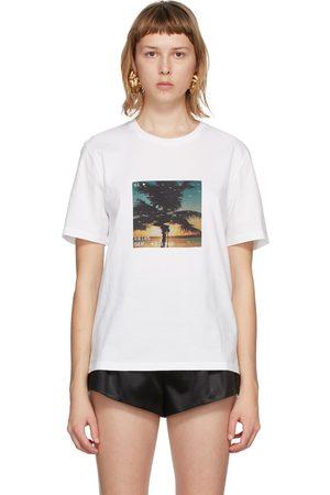 Saint Laurent VHS Sunset T-Shirt