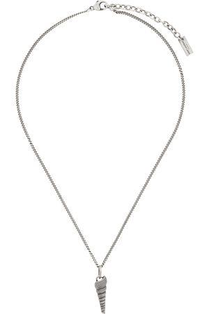 Saint Laurent Men Necklaces - Auger Seashell Pendant Necklace