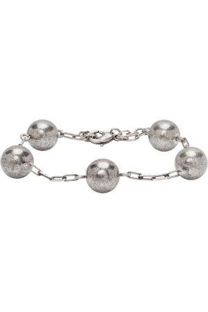 Saint Laurent Beaded Chain Bracelet