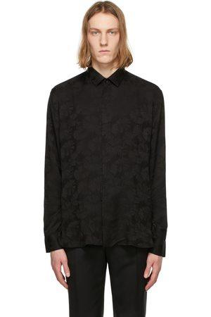 Saint Laurent Silk Parasol Shirt
