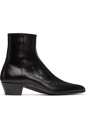 Saint Laurent Casey Ankle Boots