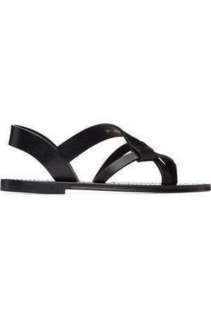 Saint Laurent Matt Sandals