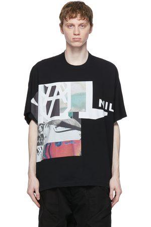 JULIUS Men T-shirts - NILoS Jersey Large Print T-Shirt
