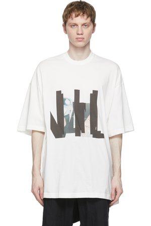JULIUS Off- NILoS Jersey Logo Print T-Shirt