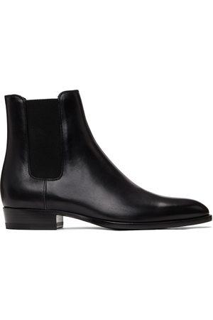 Saint Laurent Wyatt Chelsea Boots