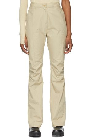 Hyein Seo SSENSE Exclusive Boot Cut Trousers