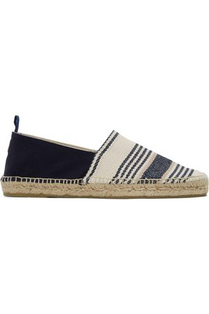 Castaner Navy and Off- Canvas Pedro Espadrilles