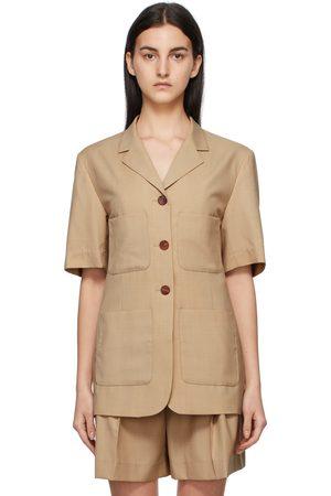 LVIR Wool Half Sleeve Shirt