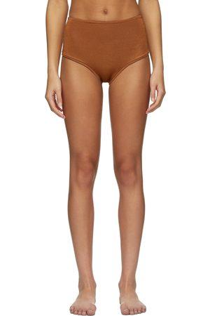 Calle Del Mar Knit Panty Bikini Bottom