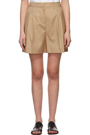 LVIR Wool Two-Tuck Shorts