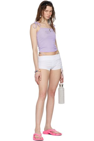 Im Sorry by Petra Collins SSENSE Exclusive Rib Tank Top
