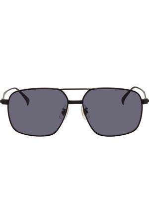 Dunhill Men Aviators - Titanium Aviator Sunglasses