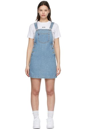 Msgm Women Dungarees - Overall Dress