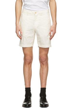 Dunhill Off- Poplin Bermuda Shorts