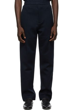 Dunhill Navy Jersey Lounge Pants