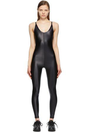 Msgm Stretch Jersey Active Jumpsuit