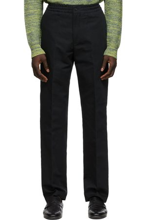 Dunhill Cotton and Linen Twill Trousers