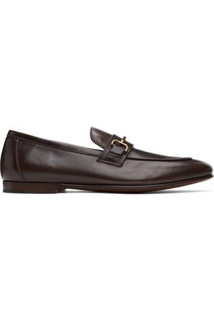 Dunhill Chiltern Roller Bar Loafers