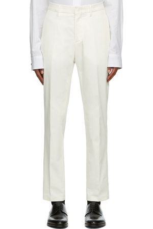 Dunhill Men Chinos - Cotton Stretch Chinos