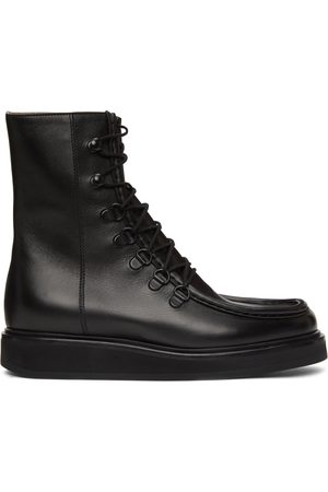 LEGRES Women Ankle Boots - Leather College Boots