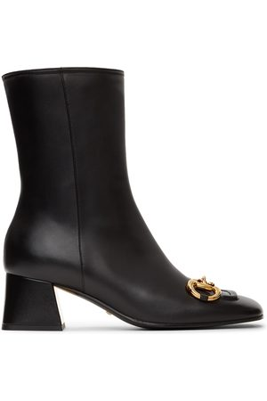 Gucci Horsebit Baby 55 Ankle Boots