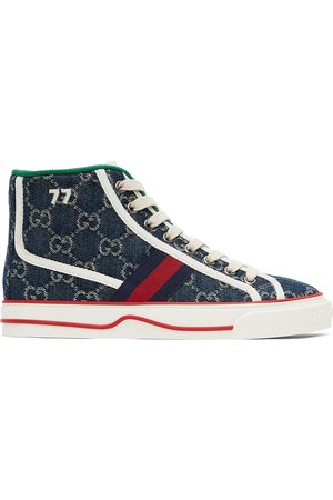 Gucci Women Sneakers - Tennis 1977 High Sneakers