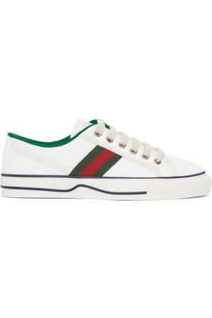 Gucci Women Sneakers - GG Supreme Tennis 1977 Sneakers