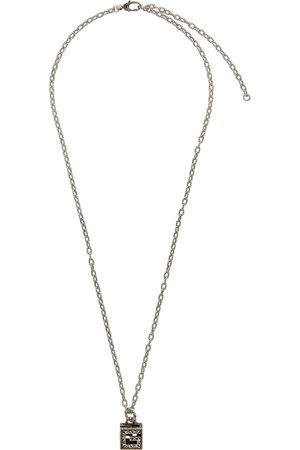 Gucci G Cube Necklace