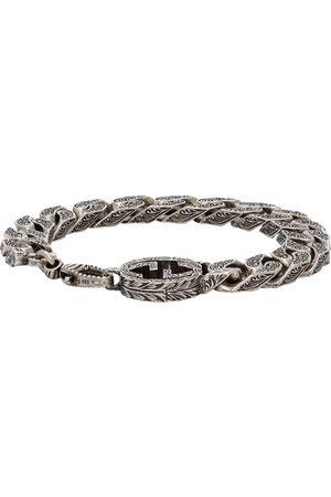 Gucci Men Bracelets - Interlocking G Chain Bracelet