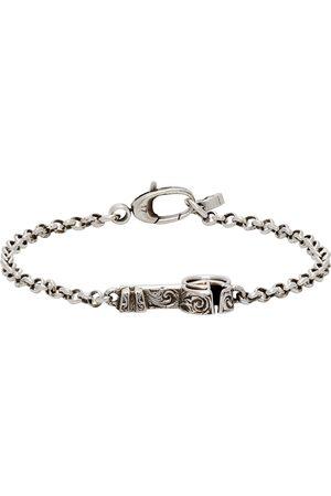 Gucci Men Bracelets - Key Double G Bracelet