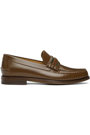 Gucci Interlocking G Loafers