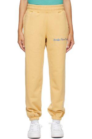 AWAKE NY Classic Outline Logo Lounge Pants