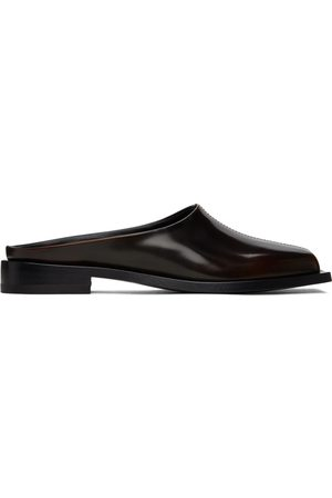Peter Do Square Toe Loafers