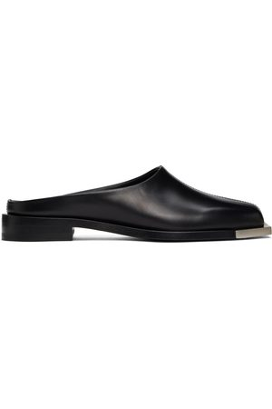 Peter Do Metal Square Toe Loafers