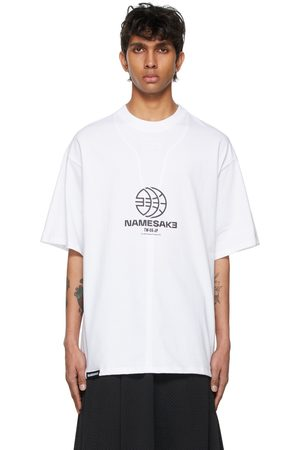 NAMESAKE Men T-shirts - Oversized Sava Team T-Shirt
