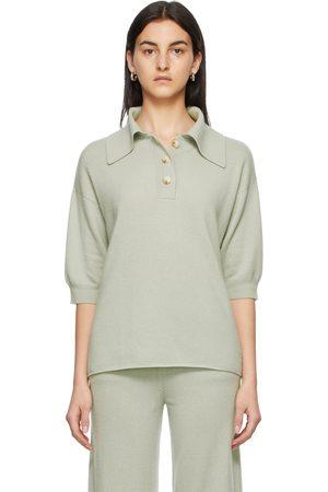 Loulou Studio Women Polo Shirts - Cashmere Saziley Polo