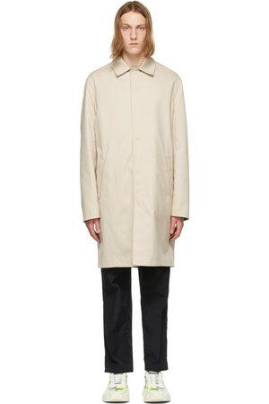 VALENTINO Wool Twill Coat