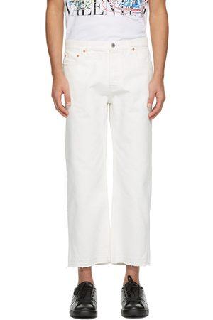 Valentino Men Chinos - Five Pocket Chino Jeans