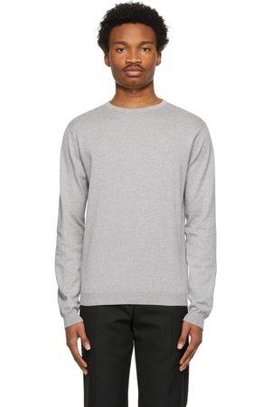 DoppiaA Men Sweaters - Grey Aalfeo Sweater