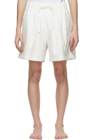 Tekla Flannel Pyjama Shorts
