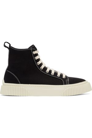 Ami Canvas High Sneakers