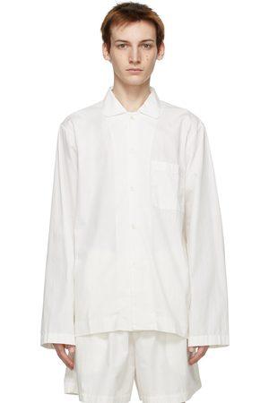 Tekla Men Pajamas - And Striped Pyjama Shirt