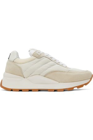 Ami Men Sneakers - Off- Spring Low-Top Sneakers